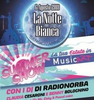 """Lunedì 6 agosto sarà """"Notte Bianca"""" a San Giovanni Rotondo"""
