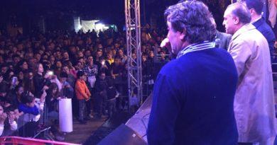 San Marco in Lamis, Udc: bagno di folla per un'idea d'Europa popolare e vicina ai cittadini