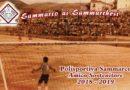 Polisportiva Sammarco, sabato 13 l'inaugurazione della sede sociale e presentazione della squadra