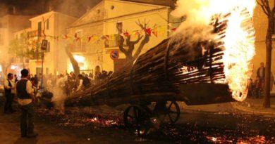 Rituali legati al fuoco, la Giunta Regionale approva regolamento