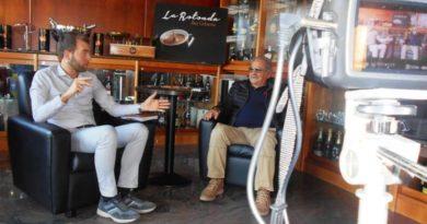"""A """"Caffe Quotidiano 3"""" ospite Roberto Fanelli"""