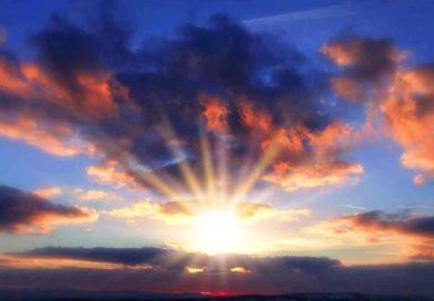 Uno sguardo al cielo…