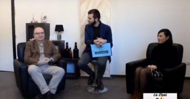 """A """"La Chat"""" ospiti Mario Ciro Ciavarella e Antonietta Siciliano"""