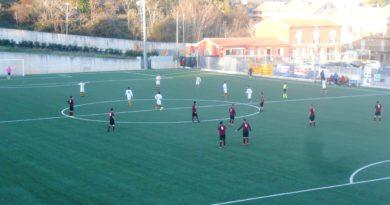 Polisportiva – G. C. S. Severo: ottima prestazione dei Granata, pessima quella dell'arbitro