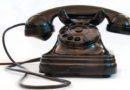 Rignano, quando i pacchi viaggiavano col telefono…
