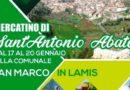 """Villa Comunale, dal 17 al 20 gennaio """"Il Mercatino di Sant'Antonio Abate"""" con gonfiabili e pista di pattinaggio"""