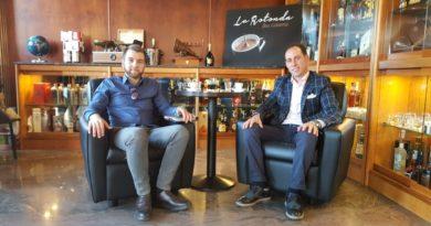"""A """"Caffè Quotidiano"""" si parla di nuove tecniche comunicative con Giuseppe Mossuto"""