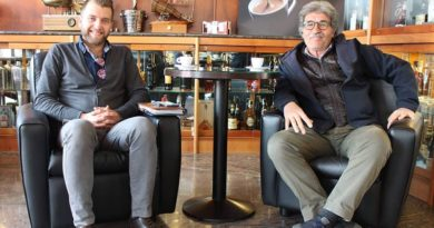 """Un """"Caffè Quotidiano"""" da Serie A con Paolo De Giovanni"""