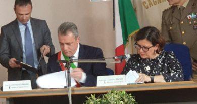 Cagnano Varano, firma storica per l'ex Idroscalo Ivo Monti