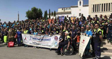 VIDEO | La sfilata dei Volontari ha chiuso la tre giorni del raduno nazionale di Protezione Civile
