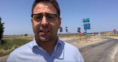 Cera: «Troppi morti e incidenti sulla statale 272, l'ANAS intervenga per garantire la sicurezza»
