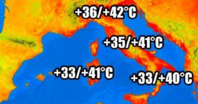 Ondata di caldo africano sulla Puglia, nel Foggiano previsti oltre 40 gradi