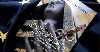 """Disponibile il libro """"Tra Cultura, Devozione e Valorizzazione del Territorio-Le Fracchie e l'Addolorata: Identità del Popolo Sammarchese"""""""