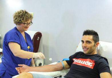 «Venite a donare il sangue, aiutateci ad andare al massimo»