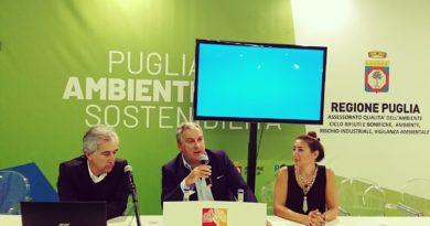 La Regione Puglia virtuosa e apripista per il #NOALLAPLASTICA