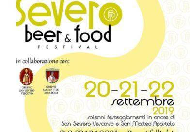 Beer & Food Festival, da domani a San Severo