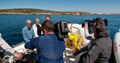 """""""Linea Blu"""" torna alle Isole Tremiti per i trent'anni dell'Area Marina Protetta"""