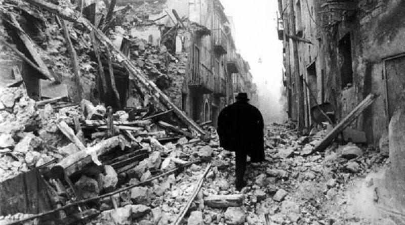 Terremoto Irpinia, il racconto toccante di Giuseppe Delle Vergini