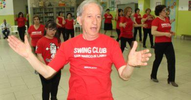 La Swing Club festeggia 30 anni di attività