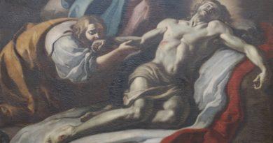 """Al via restauro de """"La Pietà"""" di Paolo De Maio della Cattedrale di Foggia: lavori diretti da Daniela Pirro"""