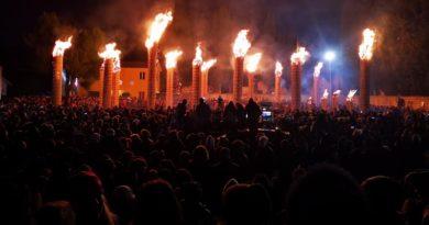Gli alunni di Fara e San Marco si uniscono per scoprire i riti del fuoco