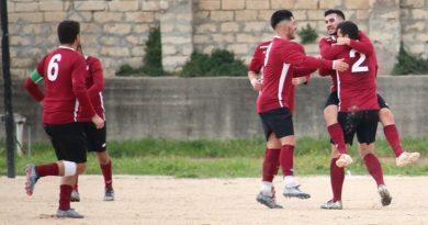 La Polisportiva vince sul campo ma viene derubata negli spogliatoi