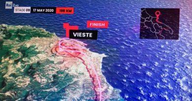 Giro d'Italia, Riontino (Lega): «La Regione metta in sicurezza le nostre strade»