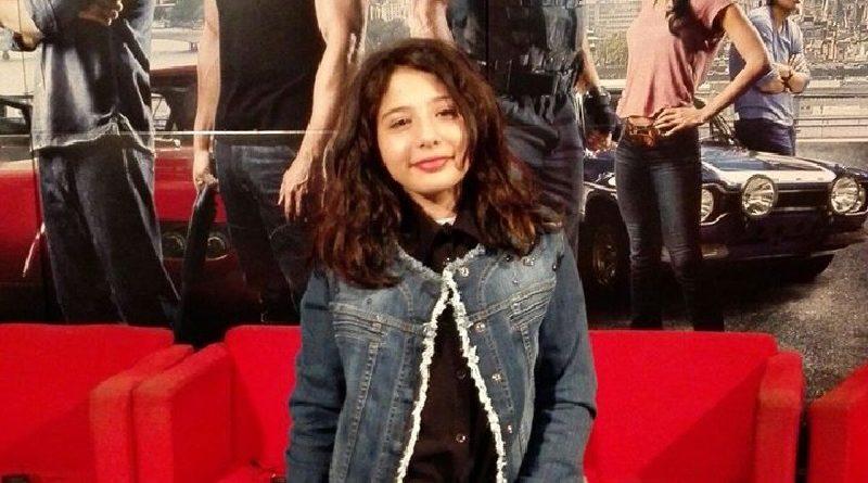 "Lucia Ruggieri al ""Sanremo Newtalent"""
