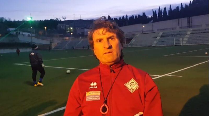 VIDEO|Polisportiva, mr Di Claudio: «Girone d'andata fantastico, vogliamo portare i Granata dove meritano»