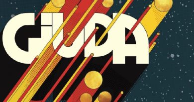 MUSIC'ARTE|Giuda – E.V.A. (Rise above records)
