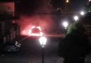Auto in fiamme, boato sveglia Rignano Garganico