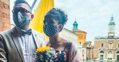 Angelo e Michela, infermieri sposi ai tempi del Coronavirus