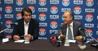 Regionali 2020, Cesa: «L'UdC farà liste a sostegno di Fitto in tutte le province»