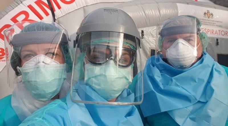 Coronavirus, la Protezione Civile cerca medici, infermieri, assistenti sanitari e personale amministrativo
