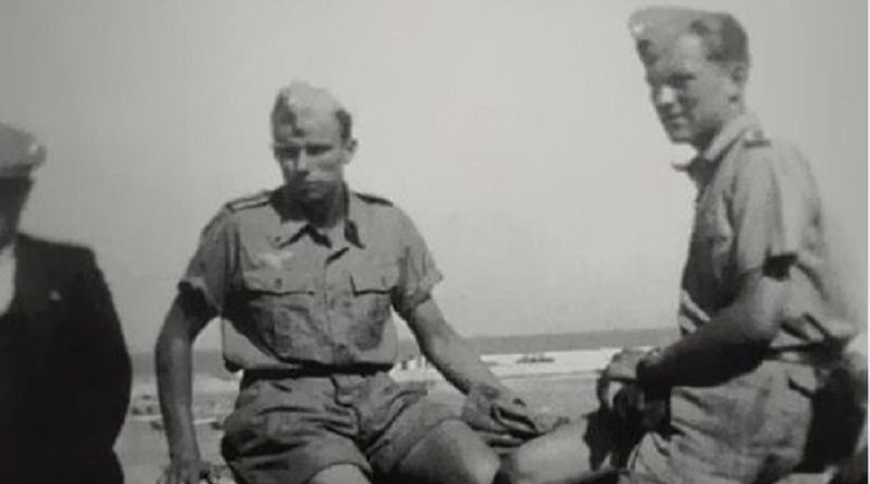 I tedeschi a San Marco in Lamis durante la Seconda Guerra Mondiale