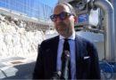 Monte San'Angelo, il vicepresidente Piemontese inaugura il nuovo depuratore