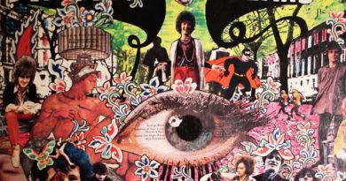 COVER ART again: i CREAM  nell'arte di Martin Sharp