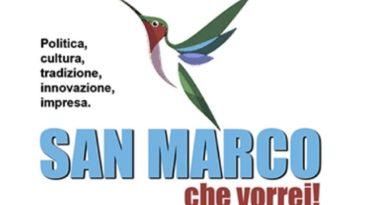 """Comunali 2021, in campo anche """"San Marco Che Vorrei"""""""