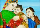 Ecco la nuova Madonna della Seggiola del rignanese Andrea Ruscitto