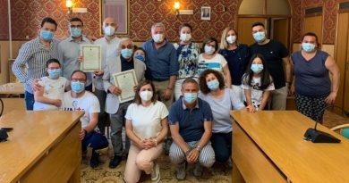 """San Marco in Lamis, celebrata la """"Giornata Mondiale del donatore di sangue"""""""