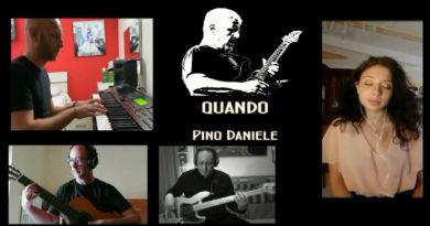 """In un video la bellezza di """"Quando"""" di Pino Daniele"""
