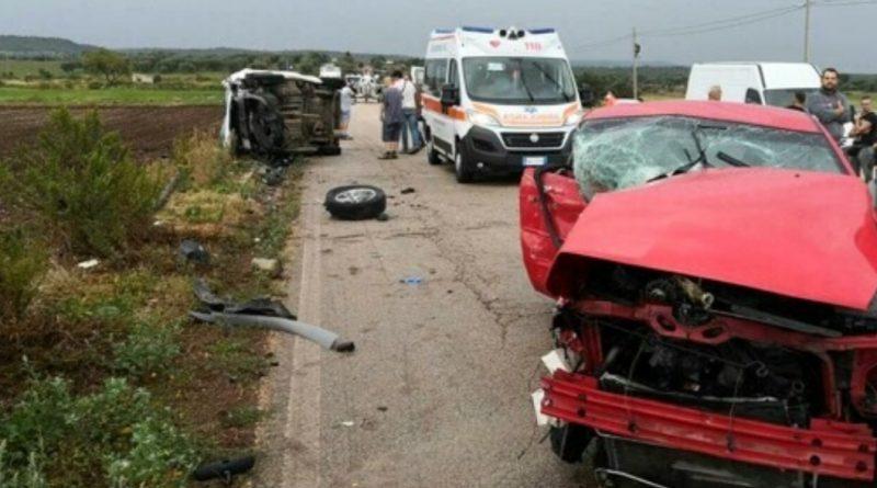 Spaventoso incidente stradale a San Nicandro: un morto