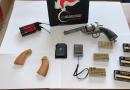 Monte Sant'Angelo: controlli e perquisizioni a tappeto. Un arresto per detenzione illegale di armi, munizioni e materiale esplodente